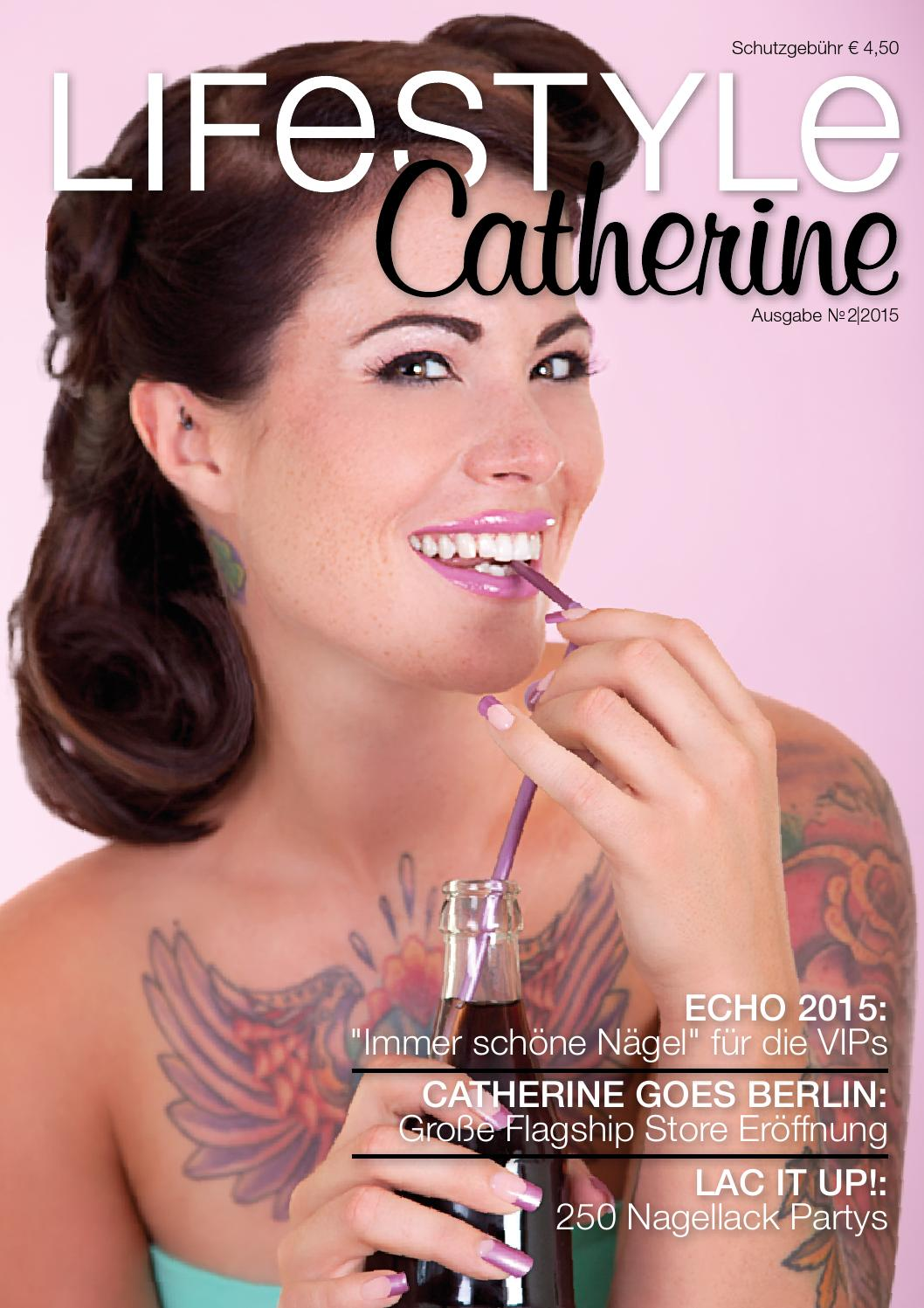 ausgabe 02 15 lifestyle magazin by catherine nail collection issuu