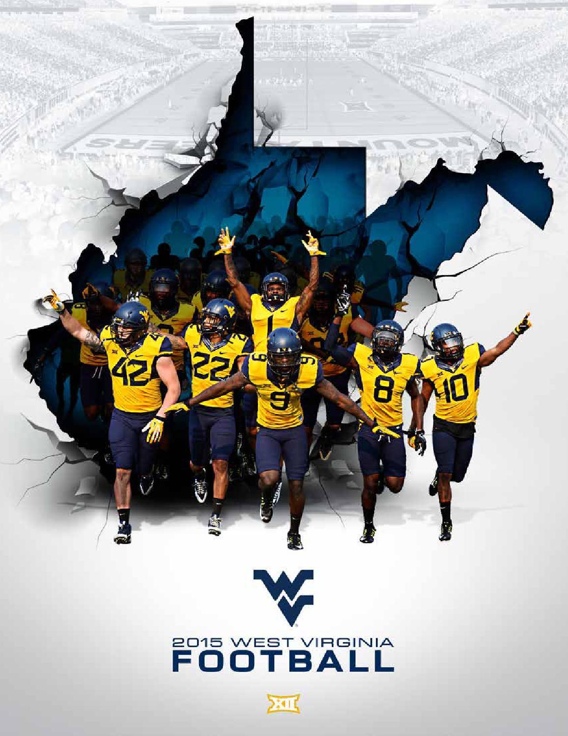 2015 West Virginia University Football Guide by Joe Swan ...