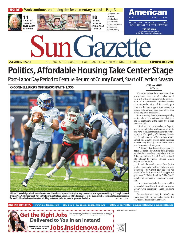 16d6a823105e Sun Gazette Arlington September 3