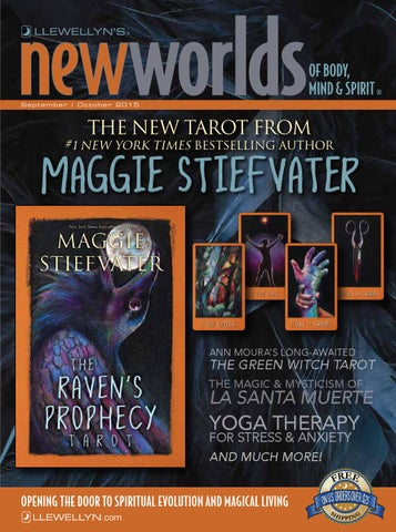Llewellyns New Worlds Catalog Septemberoctober 2015 By Llewellyn