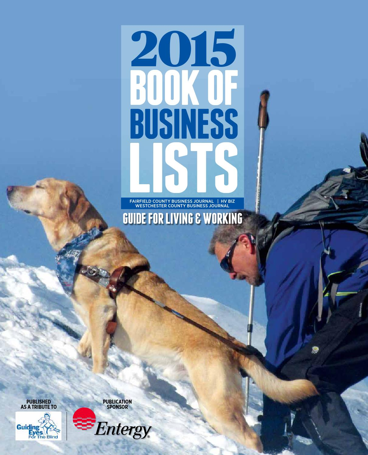 2015 Book of Business Lists by Wag Magazine - issuu