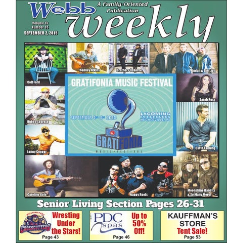 Webb weekly september 2 2015 by webb weekly issuu page 1 fandeluxe Image collections
