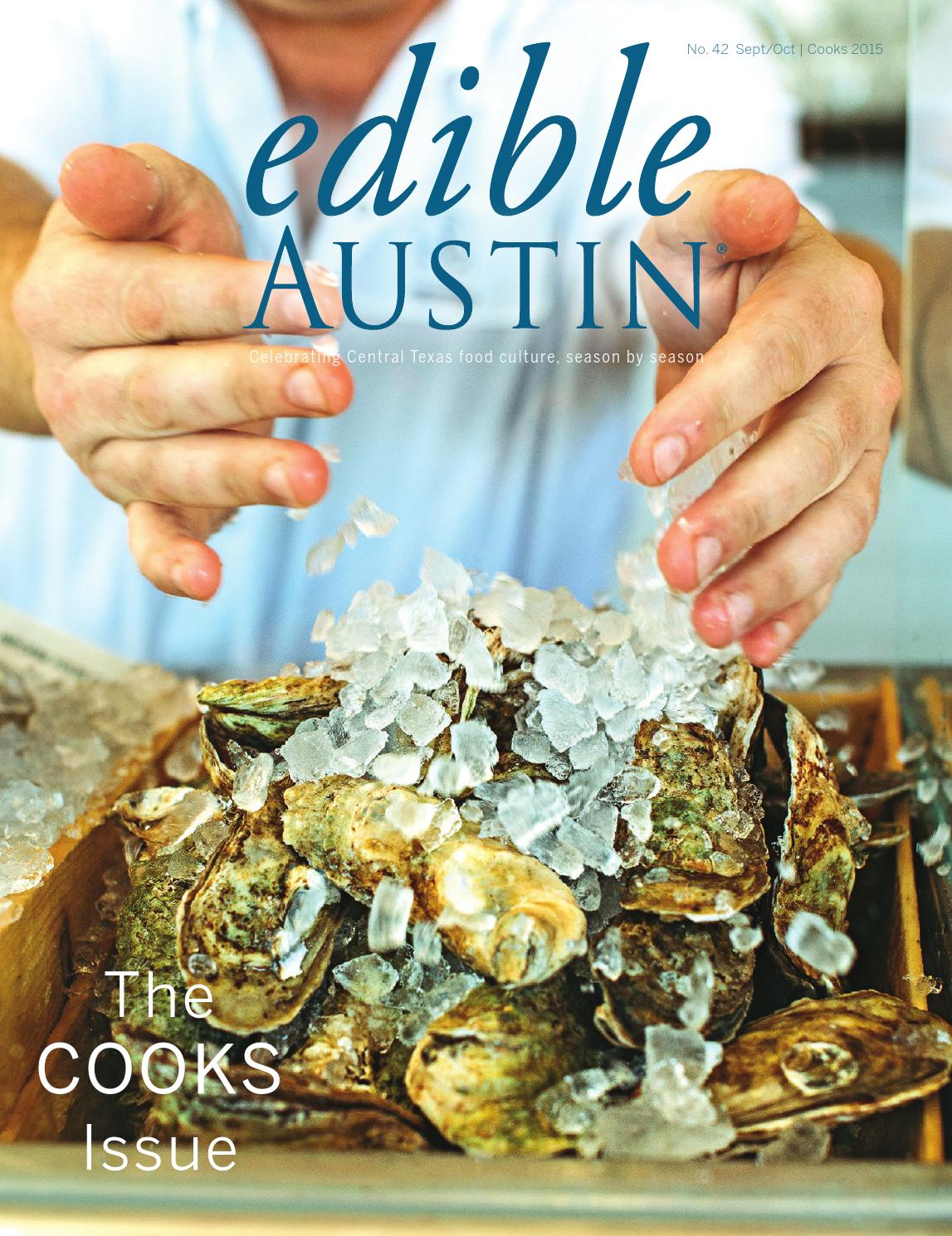 Cooks 2015 by Edible Austin - issuu