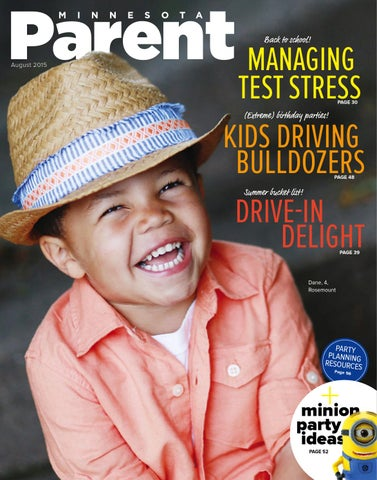 August 2015 By Minnesota Parent Issuu