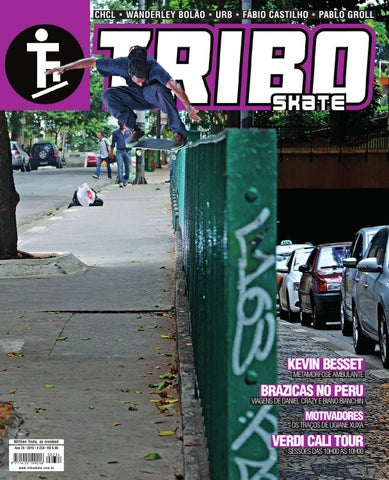 a7284a5127 Tribo Skate #234 by Revista Tribo Skate - issuu