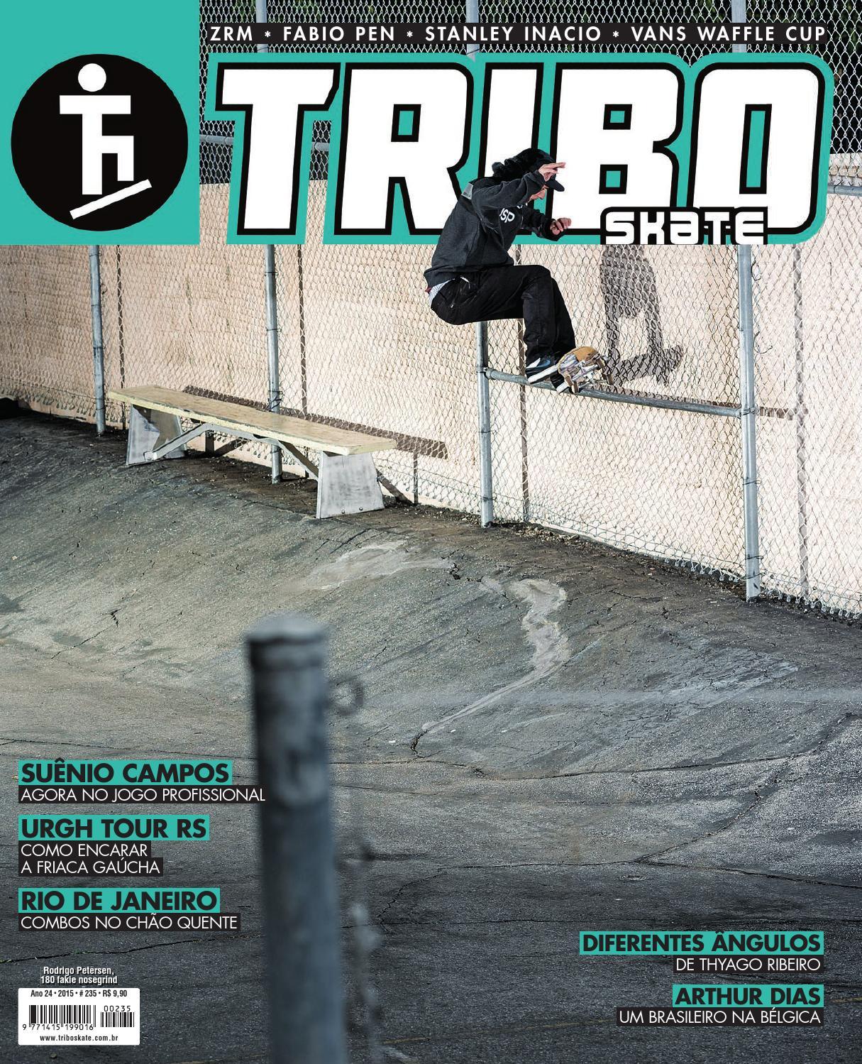 Tribo Skate  235 by Revista Tribo Skate - issuu 988babb9f1f