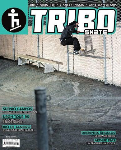 51bb18f7c2612 Tribo Skate  235 by Revista Tribo Skate - issuu