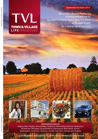 4fe949751803 Town   Village Life Magazine - September by Jonathon - issuu