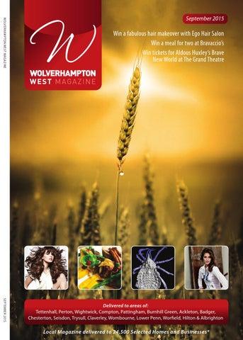 4067f5e0cf42 Wolverhampton West Magazine - September 2015 by Jonathon - issuu