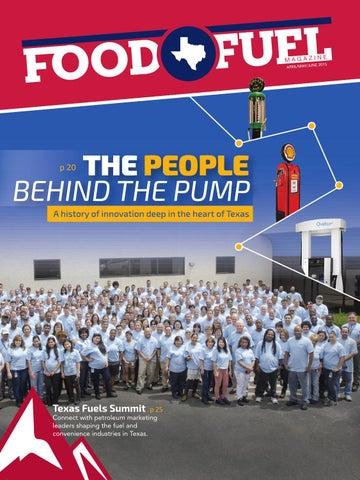 Texas Food & Fuel Magazine by Texas Food & Fuel Association