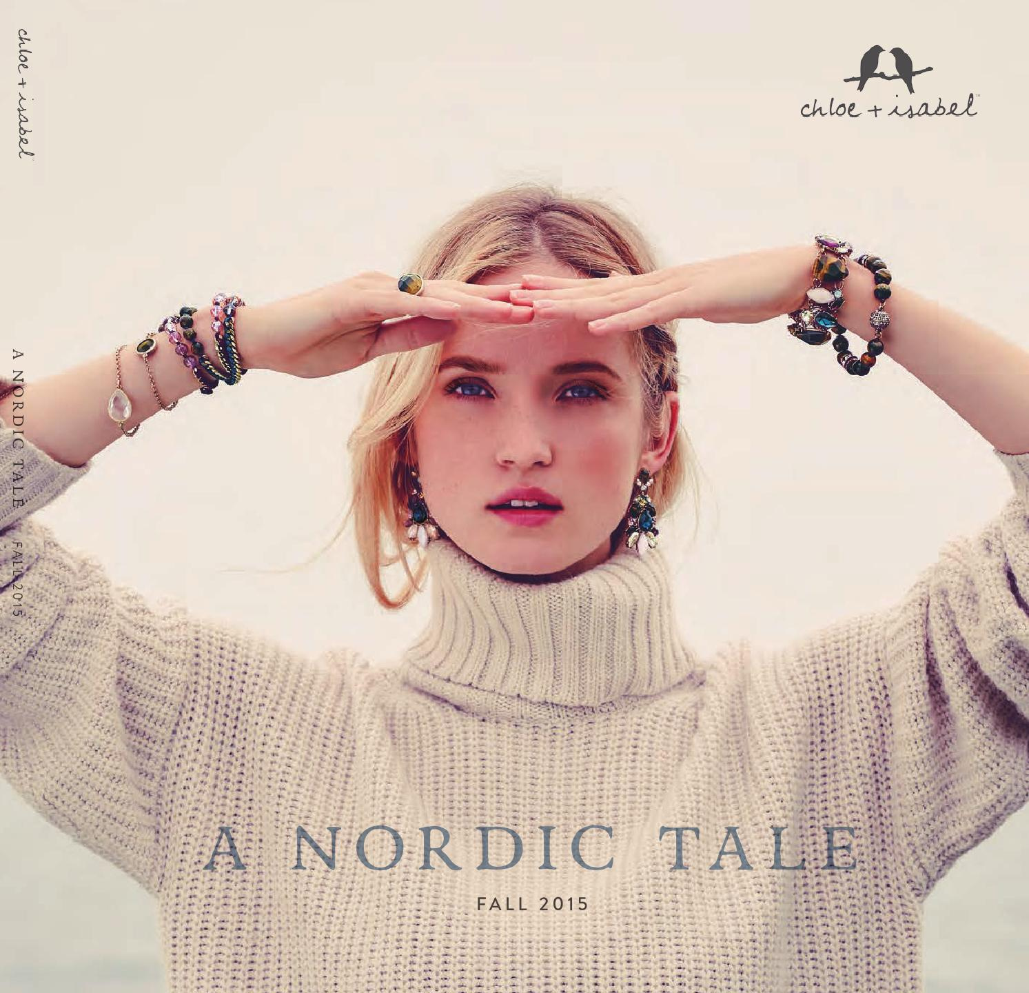 0145b5f45d2 A Nordic Tale - Fall 2015 Collection by Chloe + Isabel - issuu