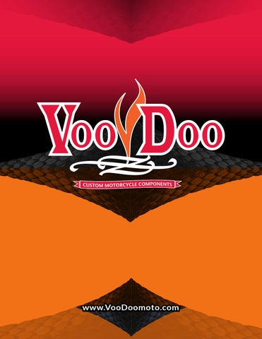 VooDoo Industries Catalog by Yana Shiki - issuu