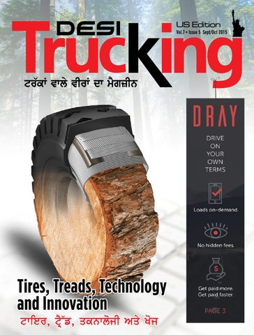 Desi Trucking - US Edition by Creative Minds - issuu