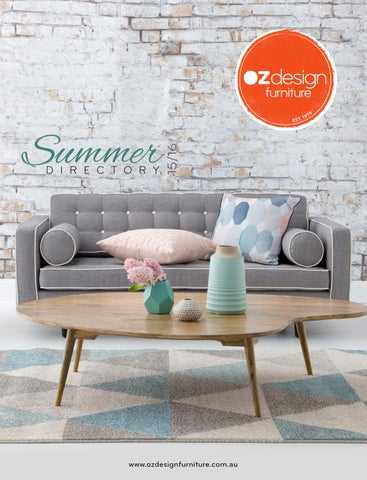 oz furniture design. Page 1 Oz Furniture Design N
