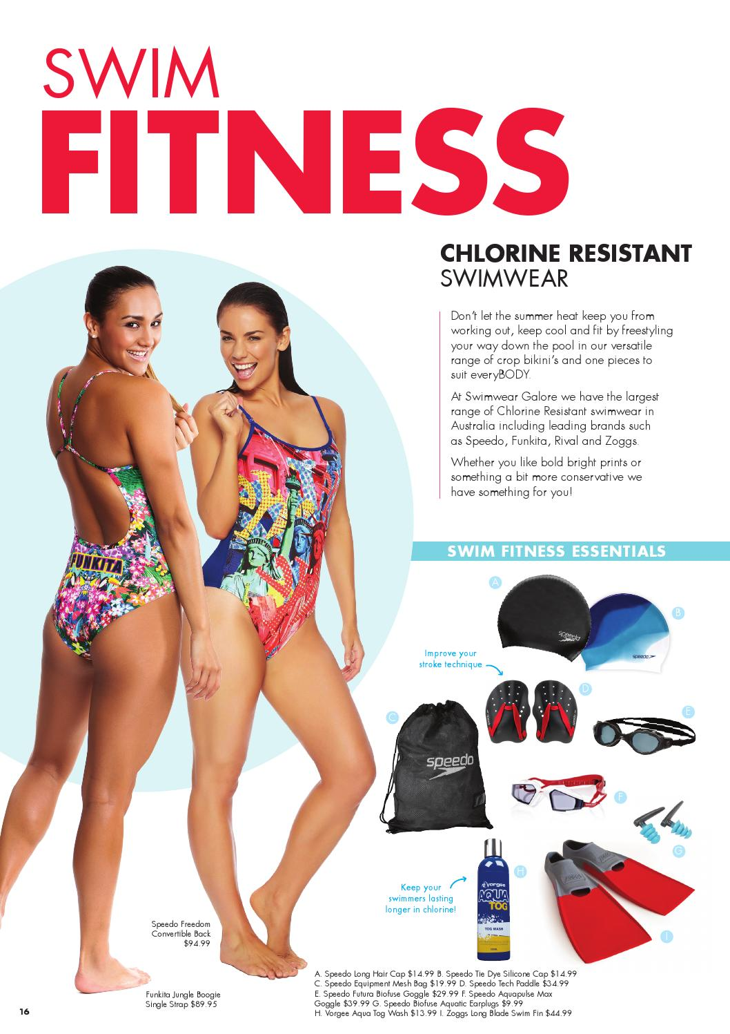 Swimwear Galore - Swim Essentials Summer 15' by Swimwear