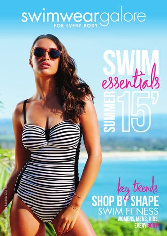939e421db6a3c Swimwear Galore - Swim Essentials Summer 15  by Swimwear Galore - issuu