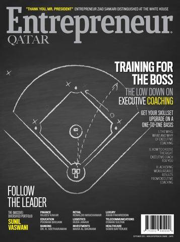 entrepreneur qatar september 2015 training for the boss byentrepreneur qatar september 2015 training for the boss