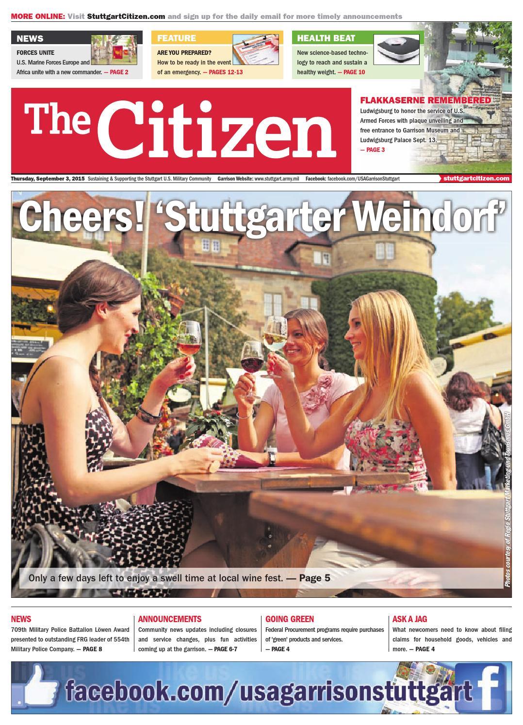 The Citizen September 3 2015 By Advantipro Gmbh Issuu