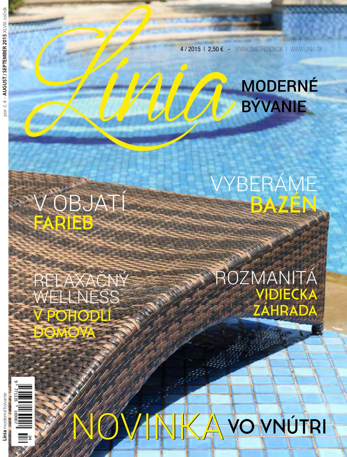 Linia 4 2015 by JUVEN - issuu 452750106ff