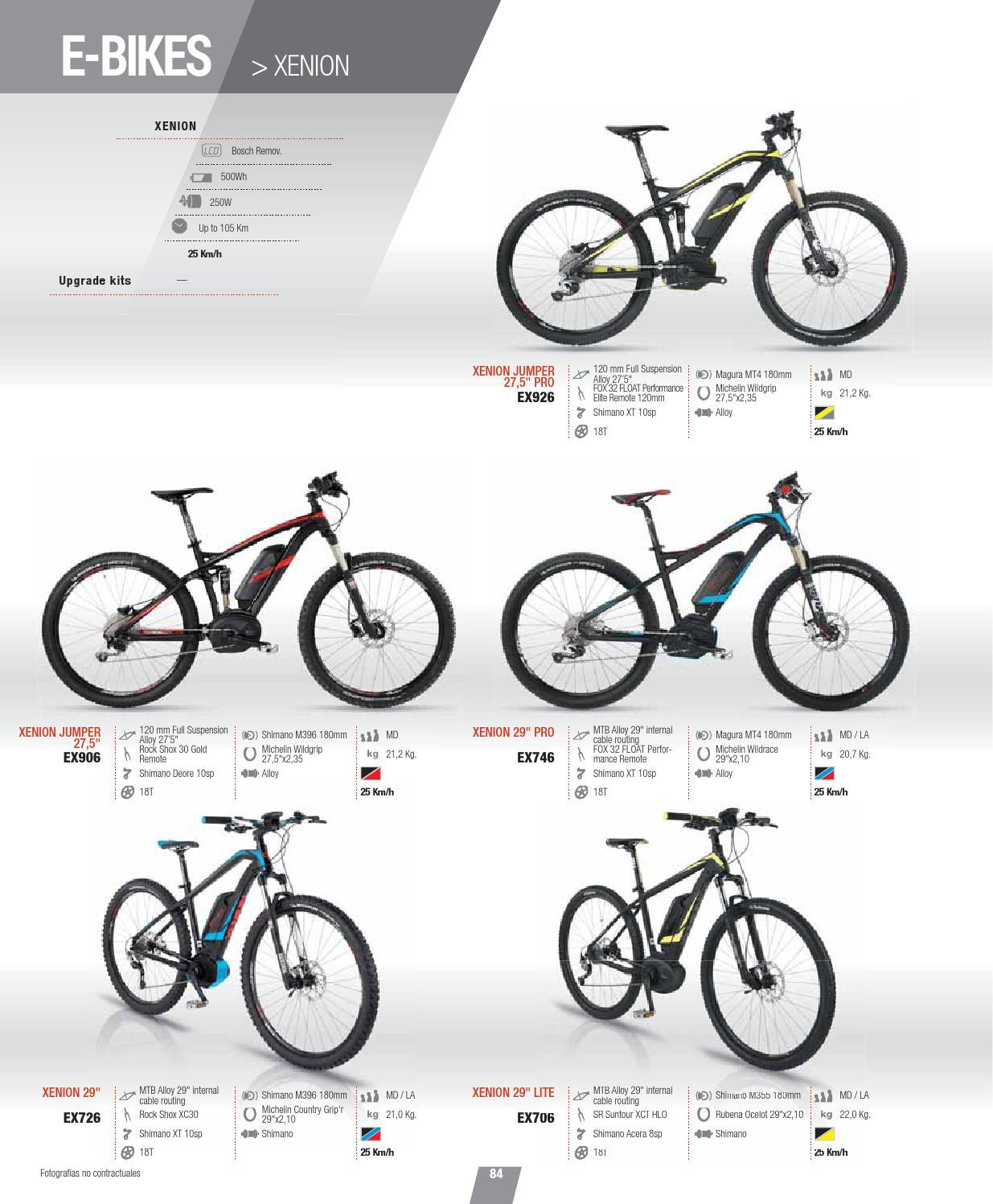 BH BIKES | Easy Motion 2016 ESP by BH Bikes - issuu