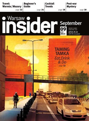 87826ad88a Warsaw Insider September 2015 #229 by Valkea Media Pro - issuu