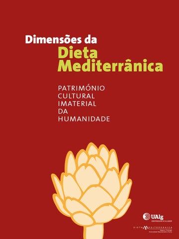 Dieta do mediterraneo livro