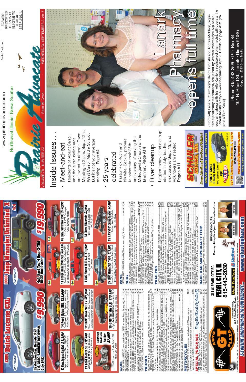 PRA_09022015 by Shaw Media - issuu