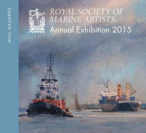 royal society marine artist annual exhibition 2015 by mall