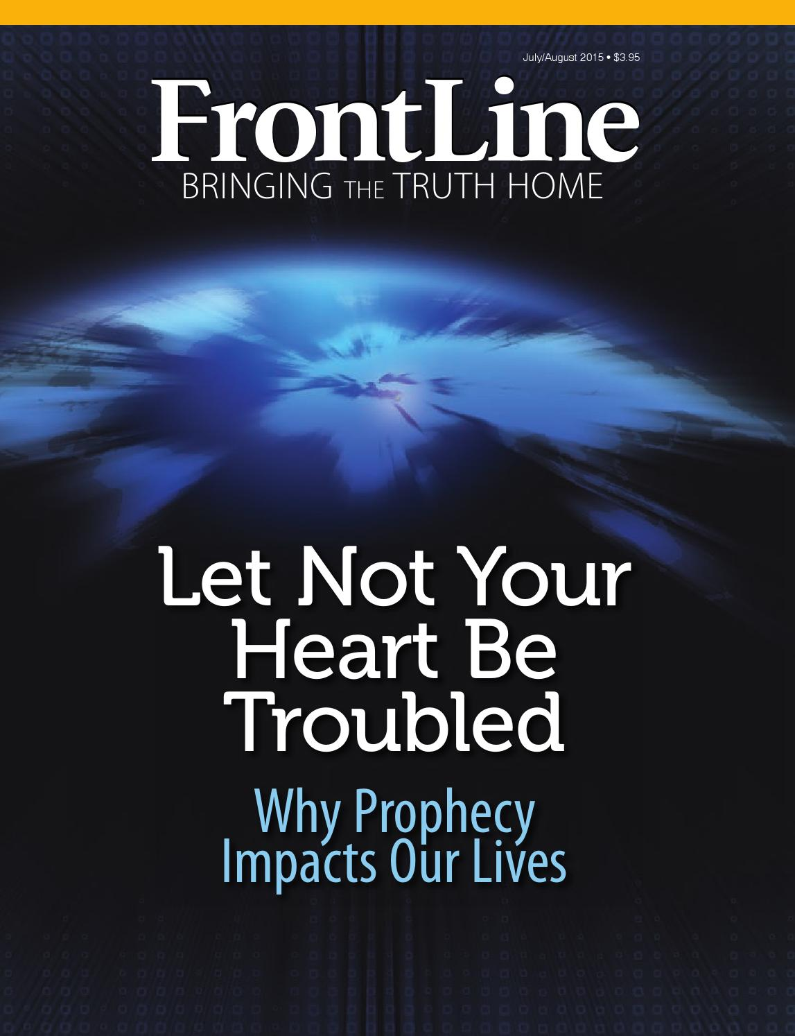 Let Not Your Heart Be Troubled by FBFI - issuu 40e6528d1