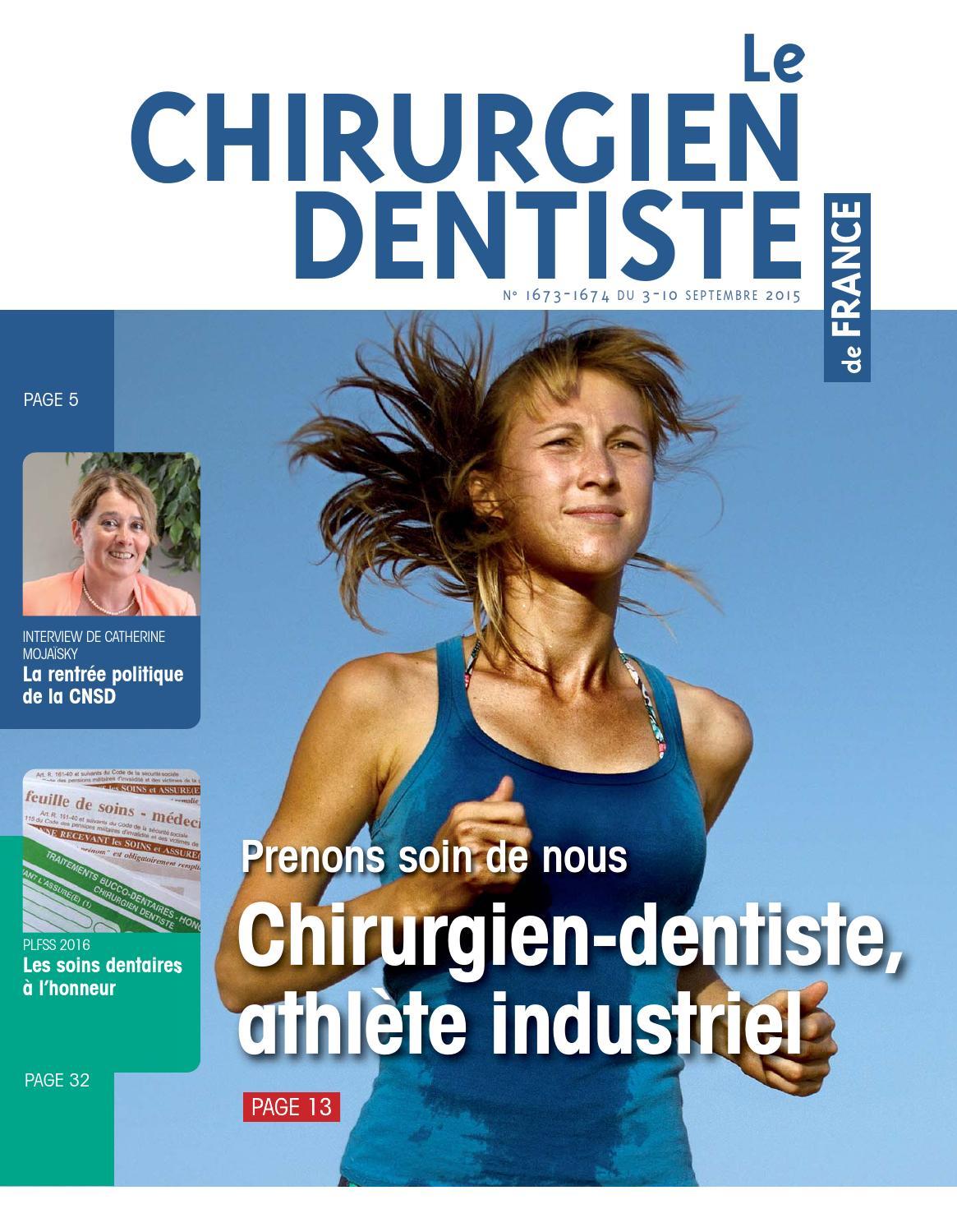 CHIRURGIEN DENTISTE DE FRANCE