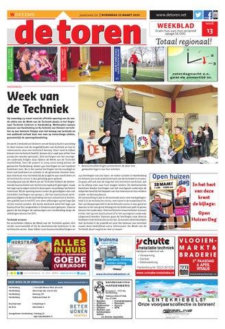 ee1ca5f1d2b De Toren - Week 13 2015 by Weekblad De Toren - issuu
