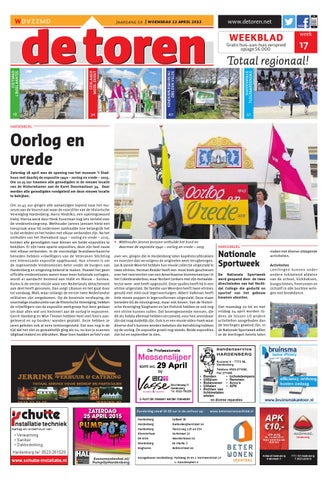 De Toren - Week 17 2015 by Weekblad De Toren - issuu 385db7516d