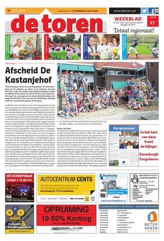 30201a8970e De Toren - Week 27 2015 by Weekblad De Toren - issuu