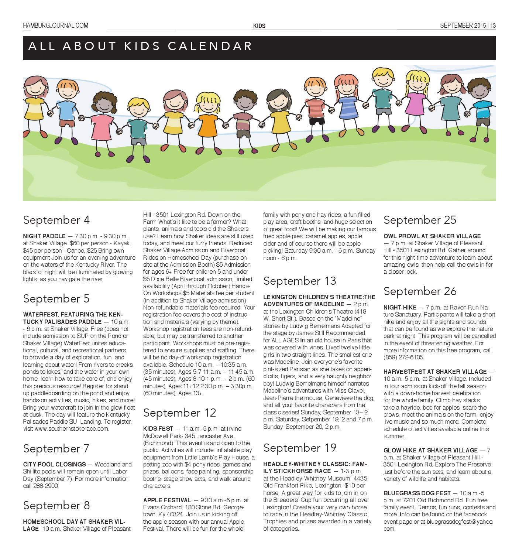 Hamburg journal september by Hamburg Journal - issuu