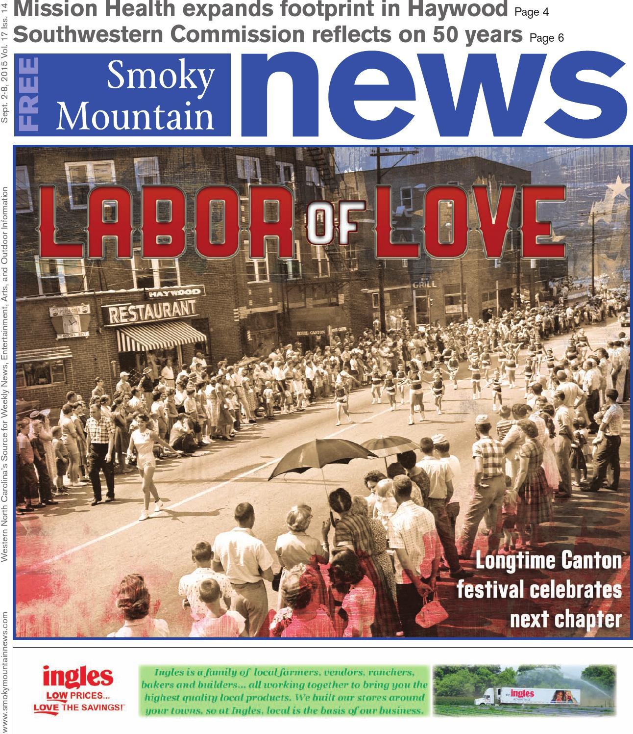 915d164b11c12e SMN 09 02 15 by Smoky Mountain News - issuu