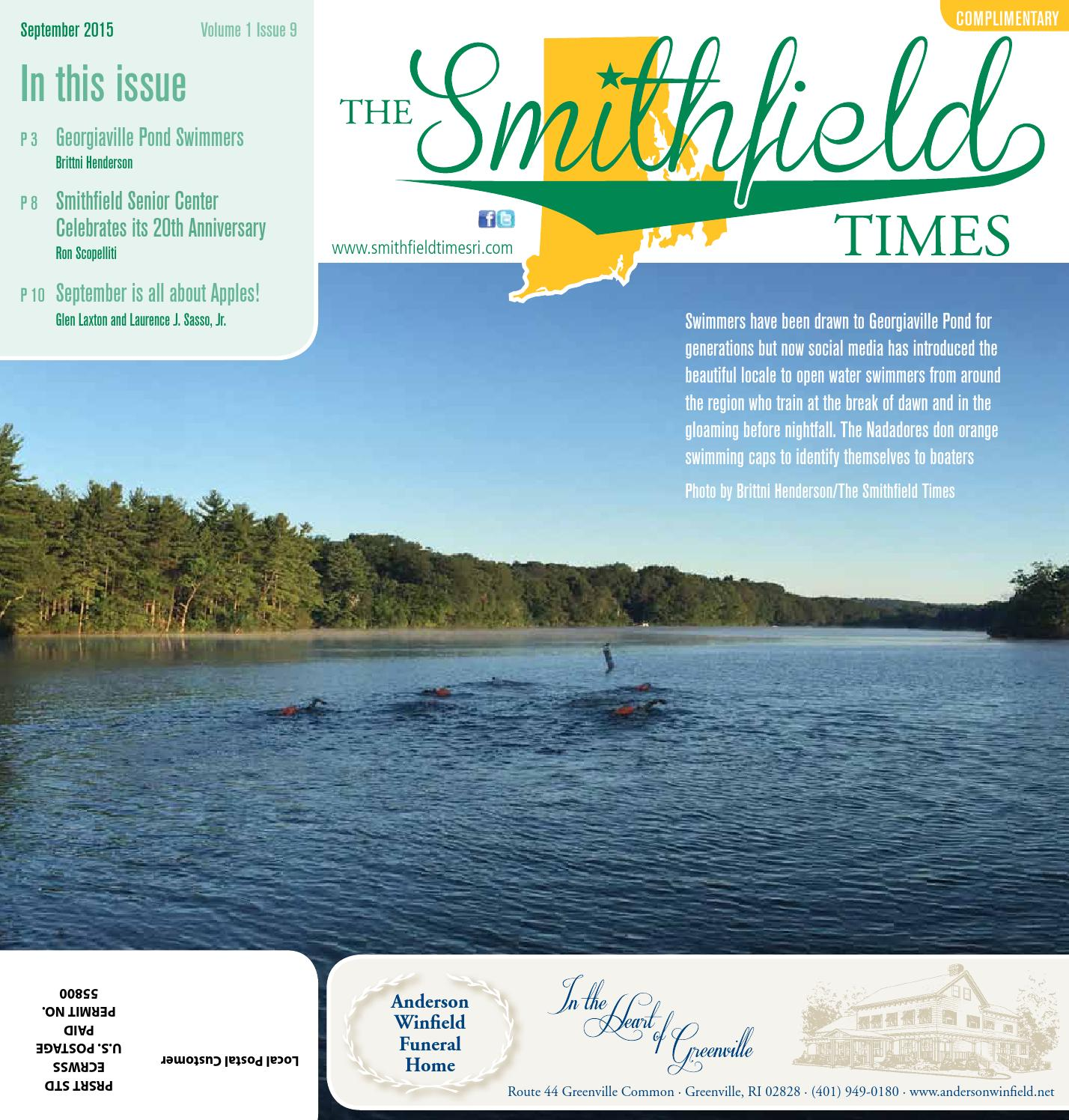 Smithfield Times September 2015 by ricommongroundnews - issuu