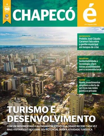 Chapecó É  4 by RIC EDITORA - issuu fc481e35a5b