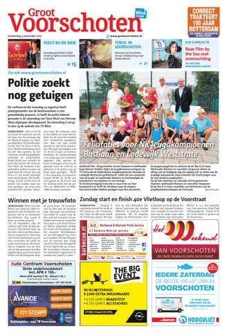 52b14a8da70395 Groot Voorschoten week36 by Wegener - issuu