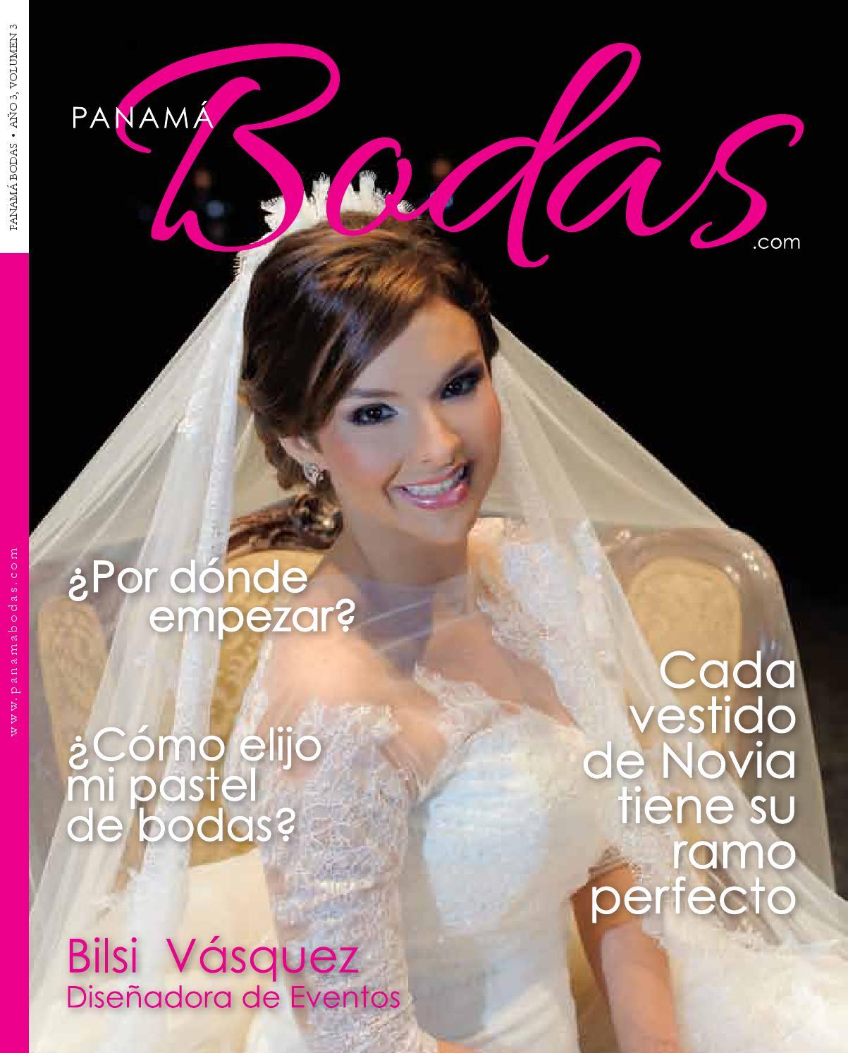 790b87ba8 Revista Panamá Bodas 1era edición by Panama Bodas - issuu