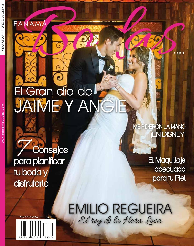 Revista Panamá Bodas 2da edición by Panama Bodas - issuu