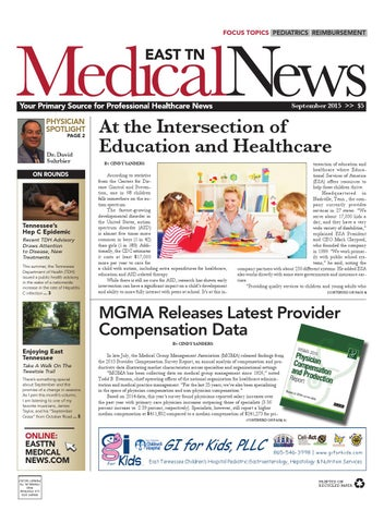 East TN Medical News September 2015 by FW Publishing - issuu