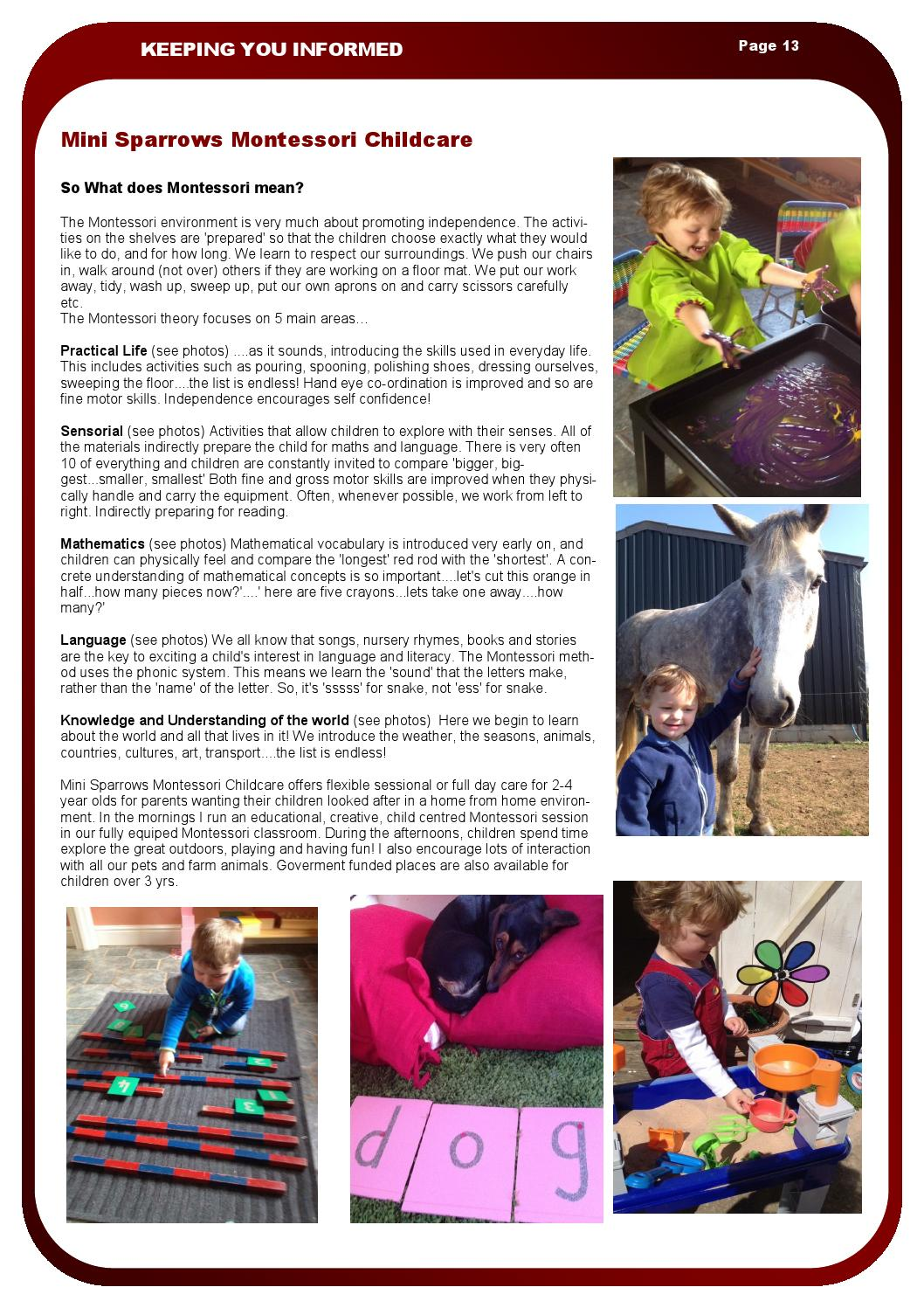 North Kilworth Newsletter July 2015 by Sharon Burke - issuu