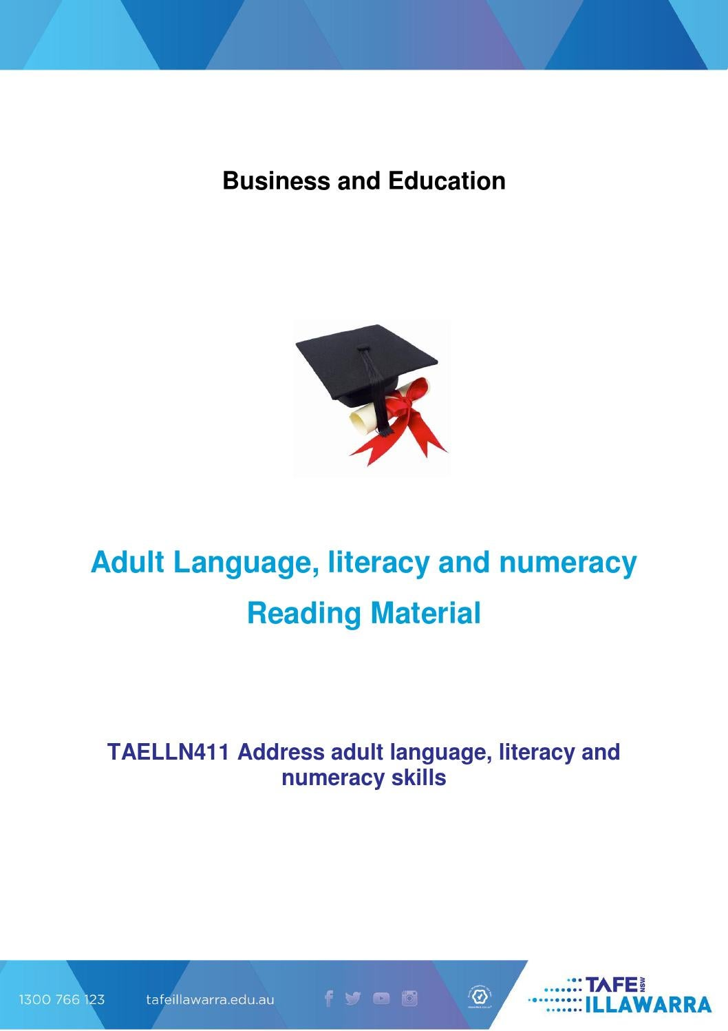 Adult Lln Reading Material By Sharney Ferguson Issuu