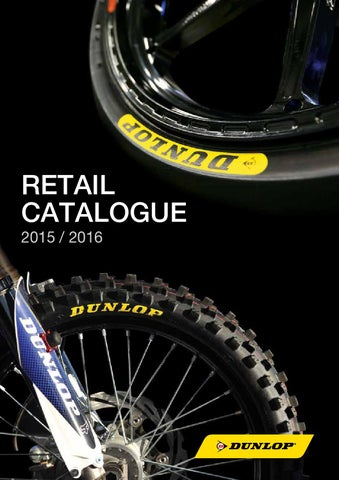 Harley Davidson Logo >> Dunlop 2015 Retail Catalogue by Monza Imports - Issuu