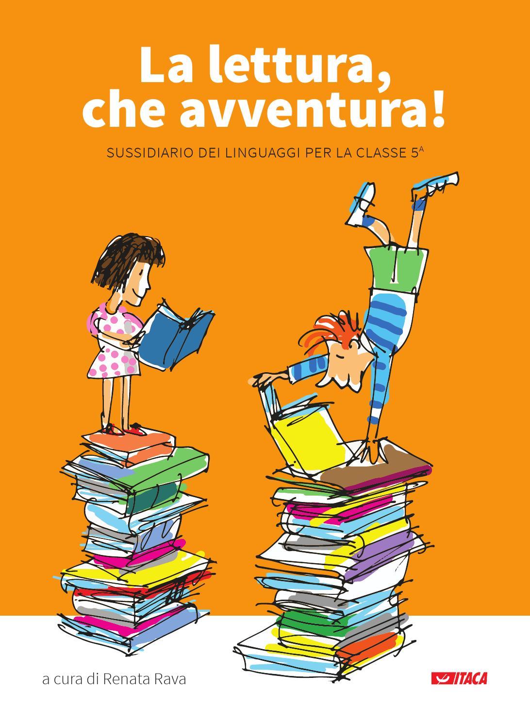 lettura che avventura flipbook anteprima by itaca edizioni - issuu - Giardino Piccolo Nome Alterato