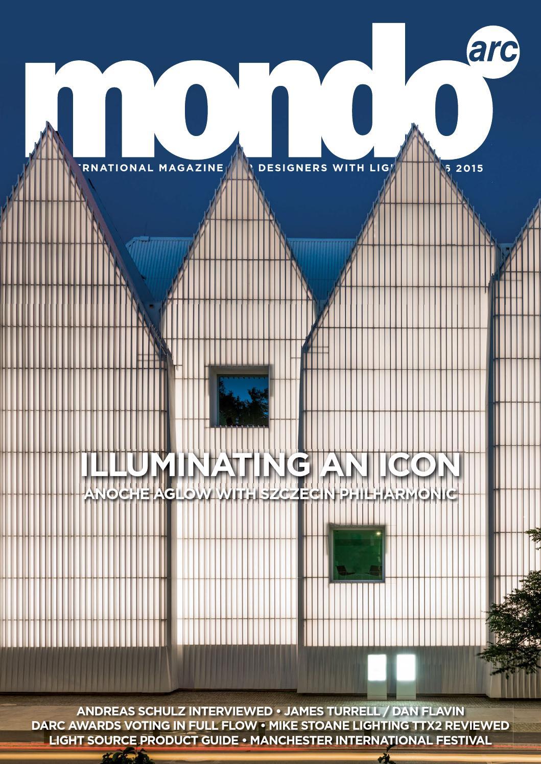 mondoarc AugustSeptember 2015 Issue 86 by