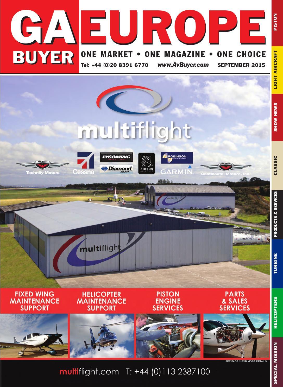 GABuyer Europe September 2015 by AvBuyer Ltd  - issuu