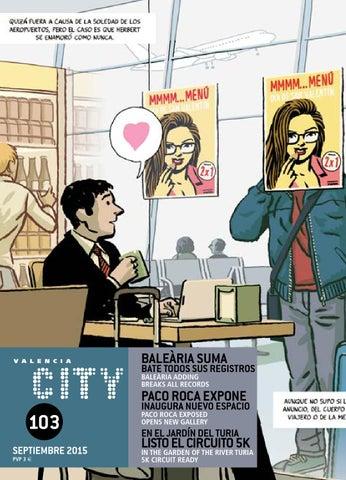 89fe865c Valencia city septiembre nº103 by Valencia City - issuu