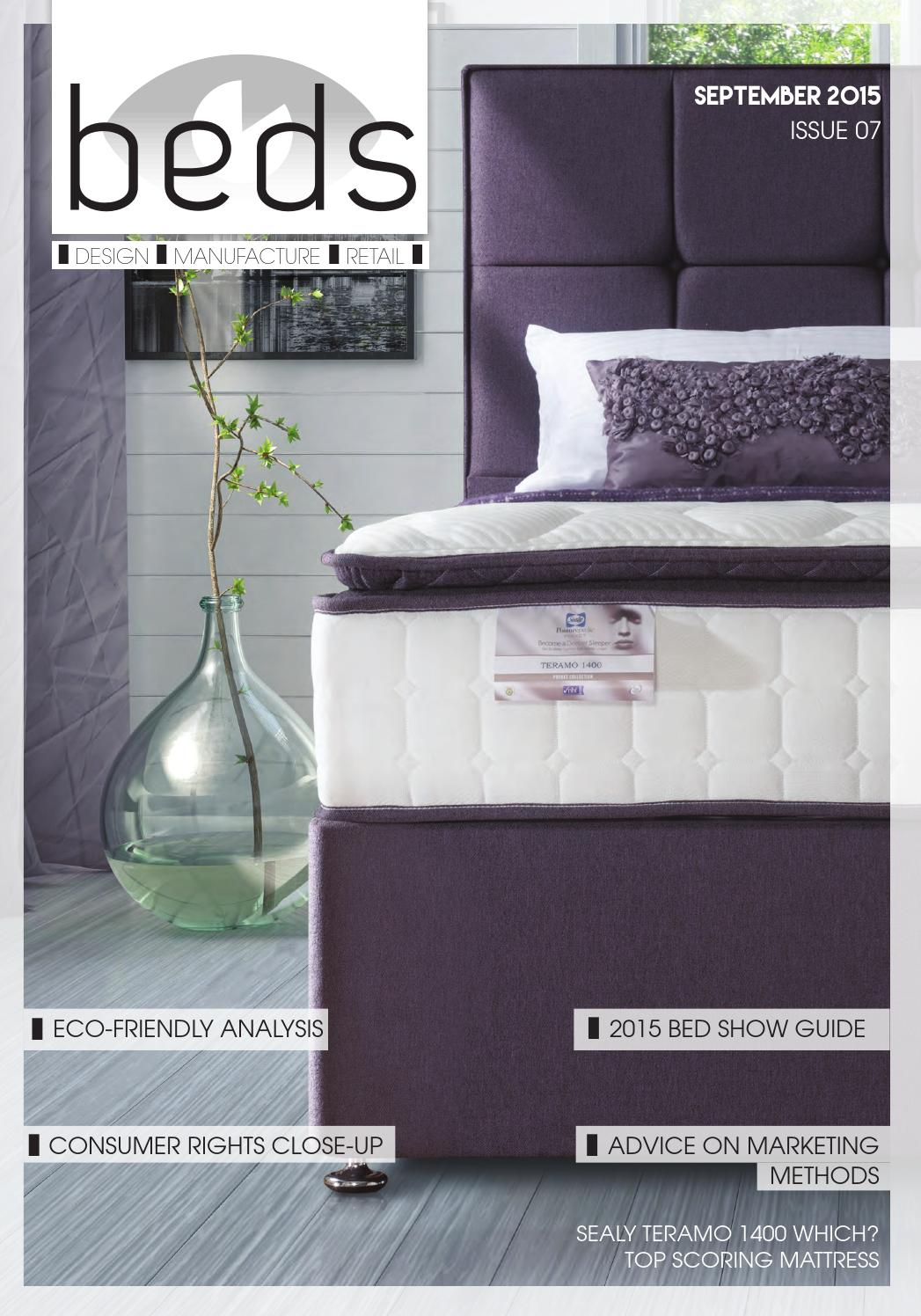 Wondrous Beds Issue 07 September 2015 By Cabinet Maker Issuu Beatyapartments Chair Design Images Beatyapartmentscom