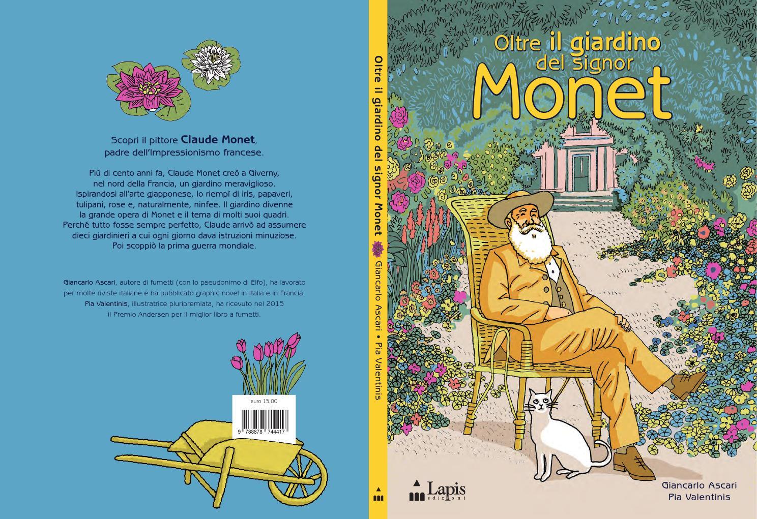 Oltre il giardino del signor monet by lapis edizioni issuu for Oltre il giardino